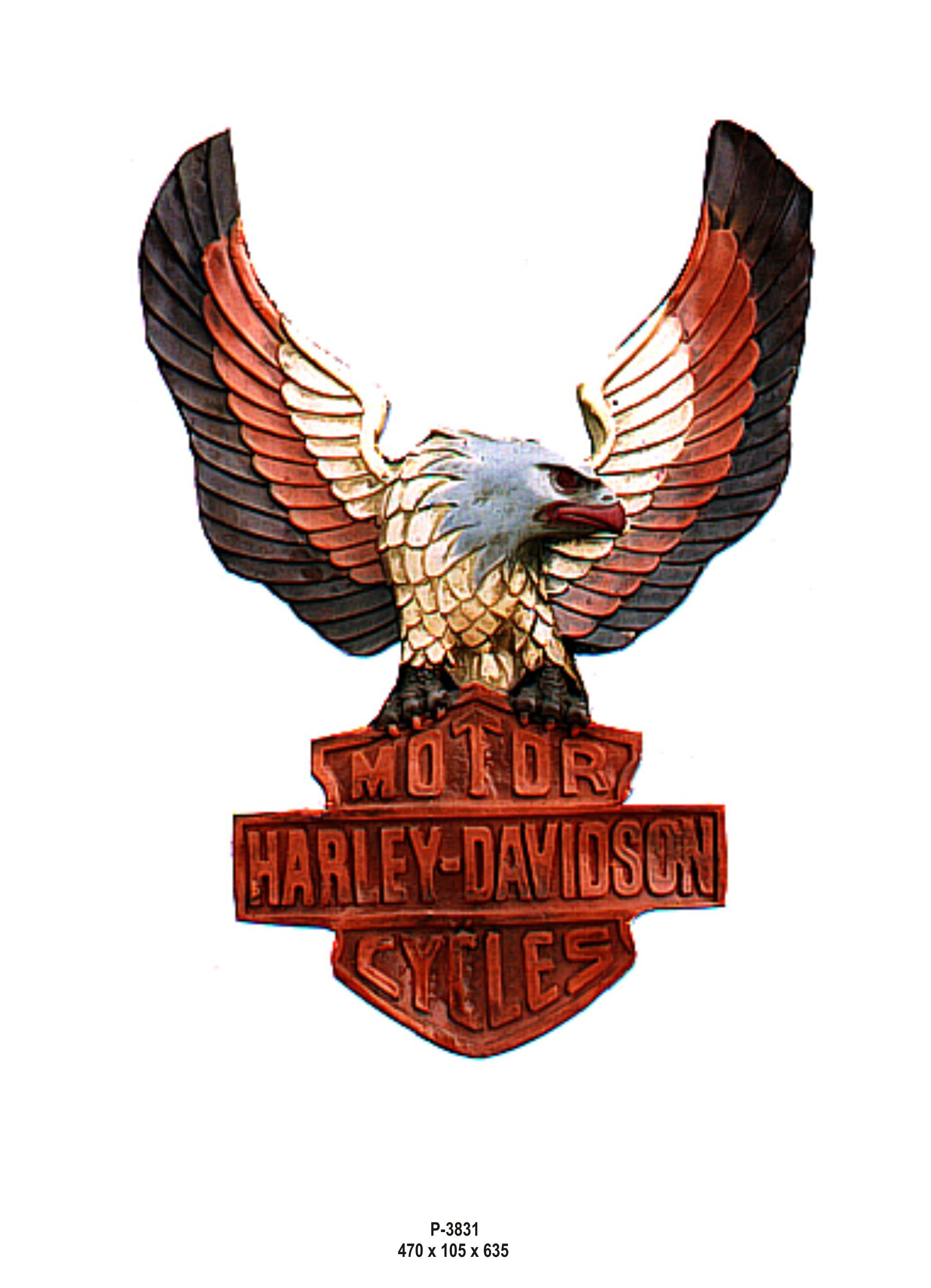 Harley Davidson Zakázková výroba