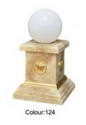 Solární lampa - koule 30cm