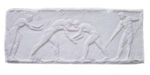 Reliéf - Antický motiv Zakázková výroba
