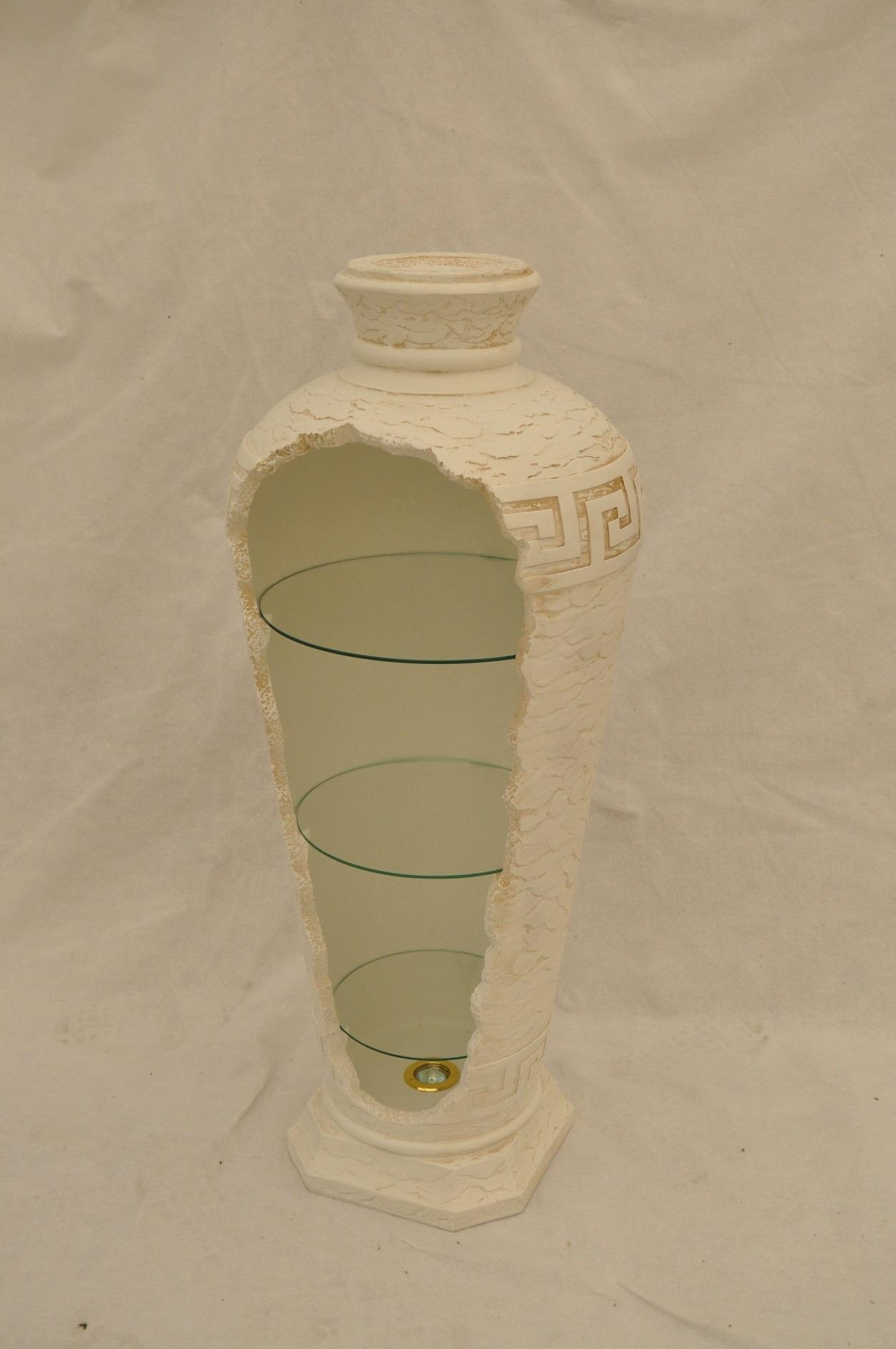 Dekorační Bar 127cm / Lampa - styl Versace / Zakázková výroba