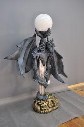 Lampa - Drak 143cm