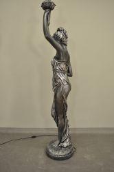 Lampa vysoká / Atický styl / 183cm Zakázková výroba