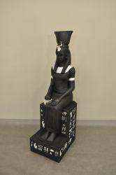Bohyně Isis / 123cm Zakázková výroba