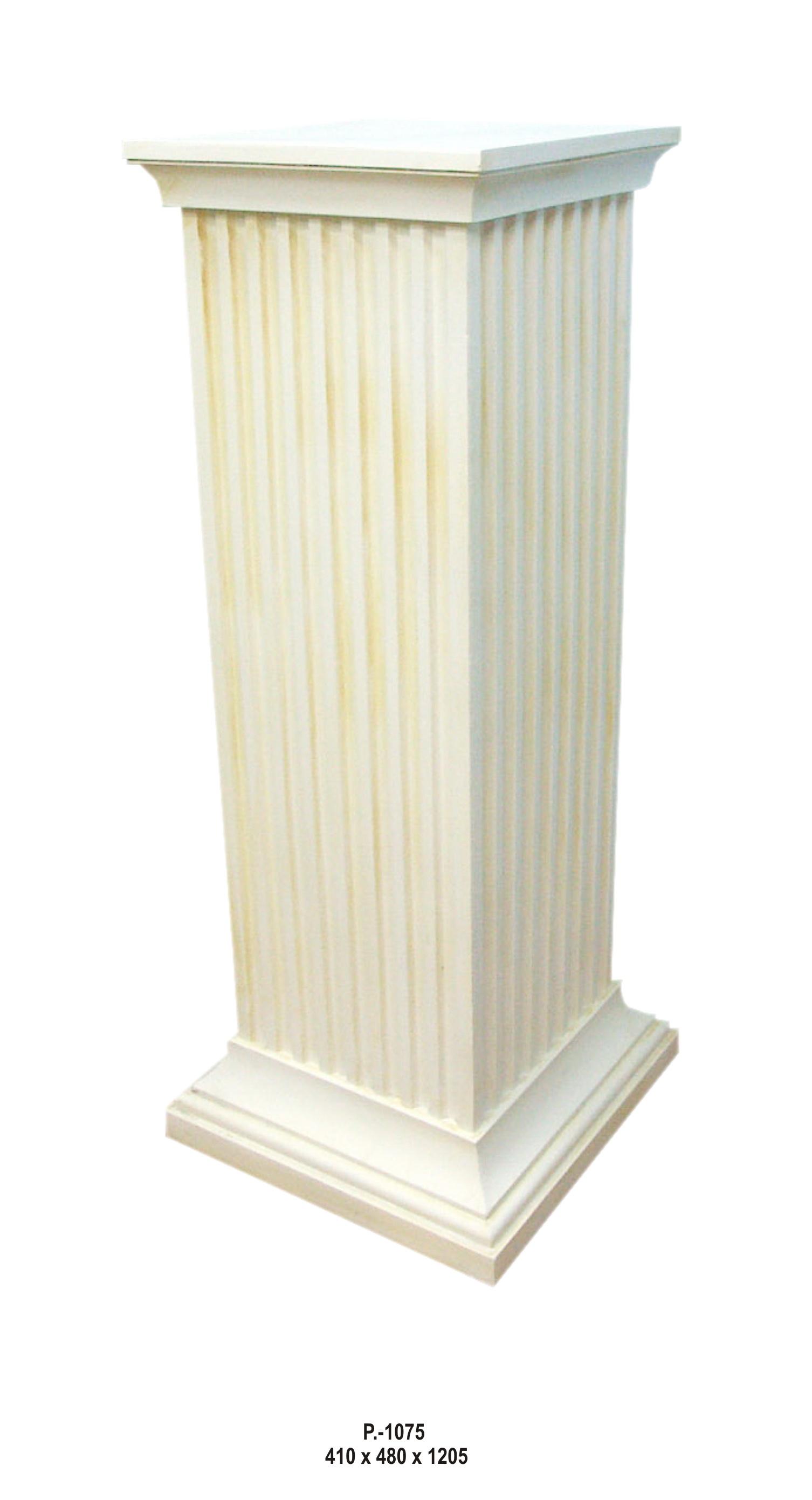 Antický sloup - 120,5 cm Zakázková výroba