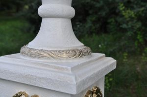 Váza na podstavci Zakázková výroba