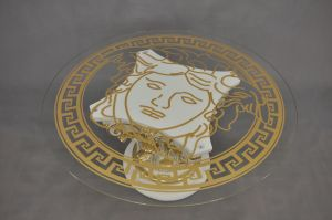 Čajový stolek - styl Versace Zakázková výroba