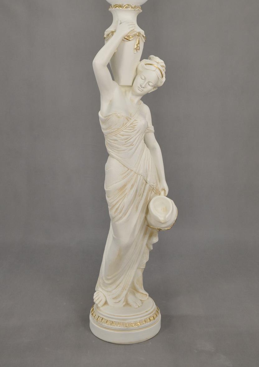 Žena se džbánem - 172 cm Zakázková výroba