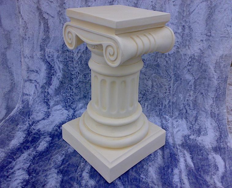 Dekorační Antické sloupoví ,, ŘECKO ,, 55cm Zakázková výroba