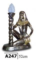 Lampa - Egyptská tanečnice  / 52 cm