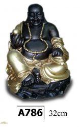 Malý Budha s kuličkou  / 32 cm