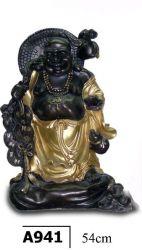 Velký Budha poutník  / 54 cm