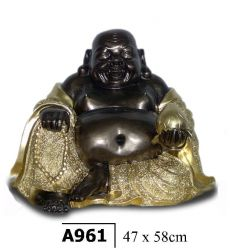 Velký Budha  / 47 x 58 cm