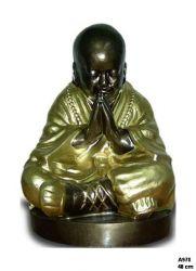 Budhistický mnich  / 48 cm