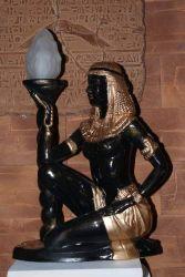 Lampa ,, Egyptský styl ,,