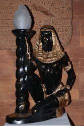 Lampa ,, Egyptský styl ,, Zakázková výroba