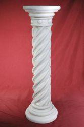 Antický dekorační sloup / 100cm