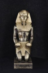 Dekorační Socha - Egypt Faraon  / 55cm vysoký /