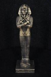 Dekorační Socha - Egypt Faraon  / 40cm vysoký /