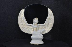 Egyptská Dekorační Soška - zrcadlo